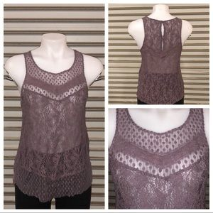 🛍️American Eagle Outfitters lace top